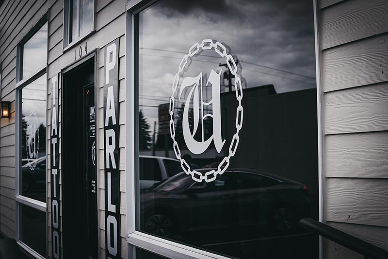 Unknown Tattoo Co. - Everett Washington Tattoo Shop